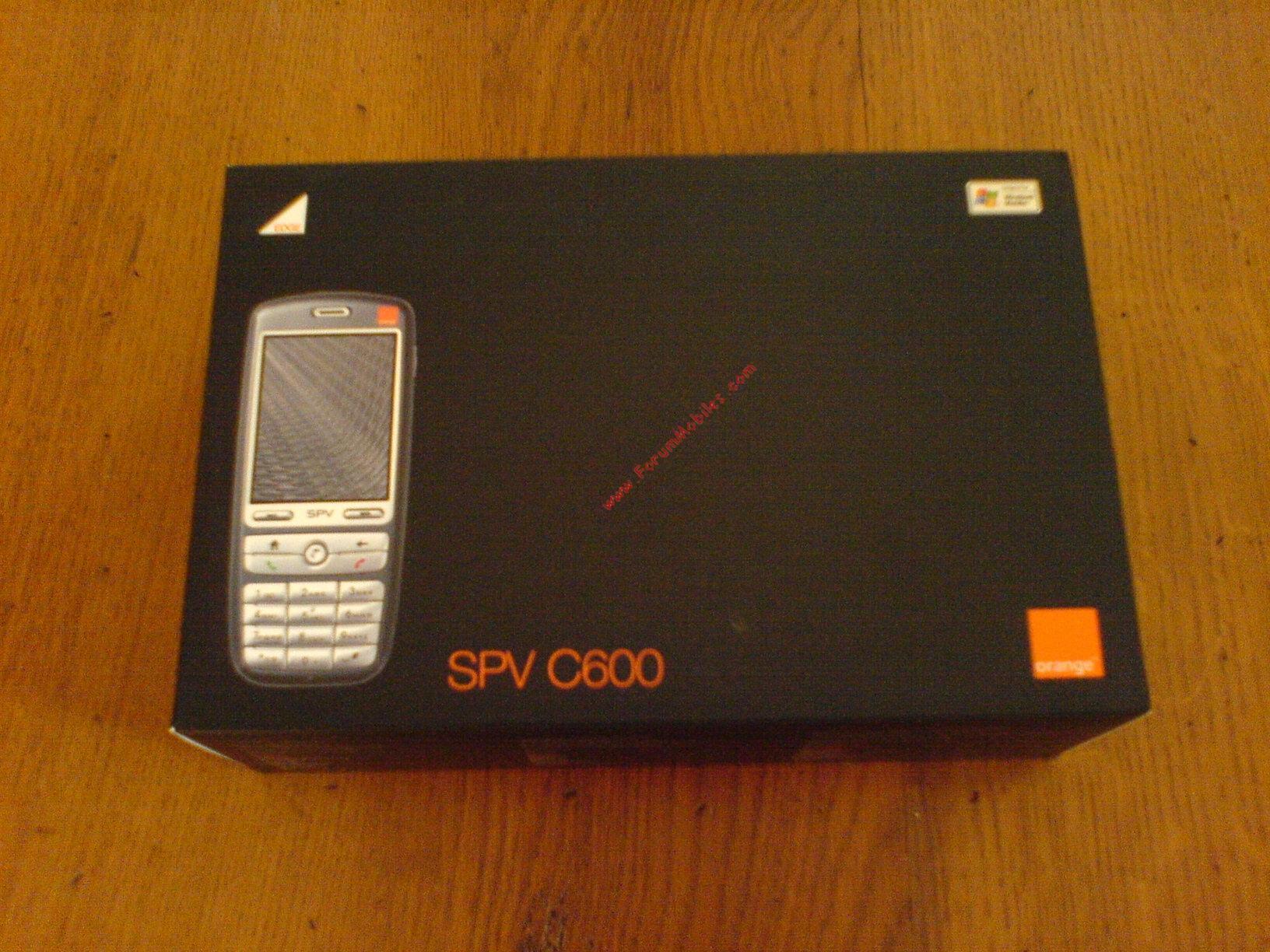 jeux spv c600